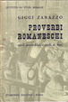 Cover of Proverbi romaneschi