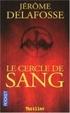 Cover of Le cercle de sang
