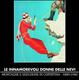 Cover of Le innumerevoli donne delle nevi