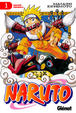 Cover of Naruto #1 (de 72)
