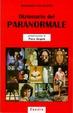 Cover of Dizionario del paranormale