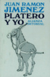 Cover of Platero y yo