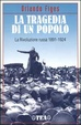 Cover of La tragedia di un popolo