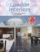 Cover of London interiors