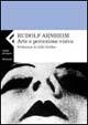 Cover of Arte e percezione visiva