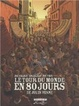 Cover of Le tour du monde en 80 jours, Tome 1