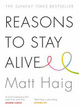 Cover of Reasons to Stay Alive