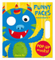 Cover of Funny Faces: Monsters