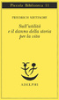Cover of Sull'utilità e il danno della storia per la vita
