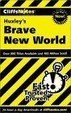 Cover of Huxley's Brave New World