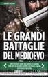 Cover of Le grandi battaglie del Medioevo