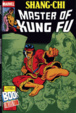 Cover of Shang-Chi: Master of Kung Fu