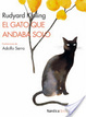 Cover of El gato que andaba solo