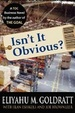 Cover of Isn't It Obvious?