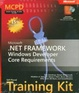 Cover of MCPD Self-Paced Training Kit (Exams 70-536, 70-526, 70-548)