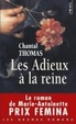 Cover of Les adieux à la reine