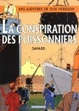 Cover of La conspiration des poissonniers
