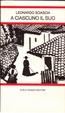 Cover of A ciascuno il suo