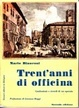 Cover of Trent'anni di officina