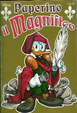 Cover of Paperino il Magnifico