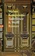 Cover of Tadellöser und Wolff