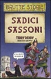 Cover of Sadici sassoni