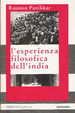 Cover of L' esperienza filosofica dell'India