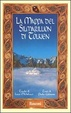 Cover of La mappa del Silmarillion di Tolkien