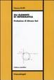Cover of Gli elementi di informatica