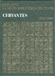 Cover of Miguel de Cervantes