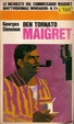 Cover of Ben tornato, Maigret