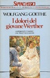 Cover of I dolori del giovane Werther