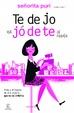 Cover of Te dejo es jódete al revés