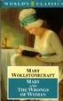 Cover of Mary and the Wrongs of Women