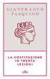 Cover of La Costituzione in trenta lezioni
