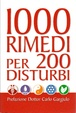 Cover of 1000 rimedi per 200 disturbi