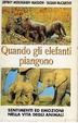 Cover of Quando gli elefanti piangono