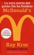Cover of La vera storia del genio che ha fondato McDonald's®