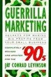 Cover of Guerrilla Marketing