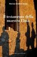 Cover of Il testamento della maestra Elma
