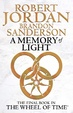 Cover of A Memory of Light