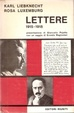 Cover of Lettere 1915-1918