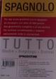 Cover of Tutto spagnolo