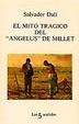 Cover of El mito tragico del Angelus de Millet