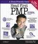 Cover of Head First PMP