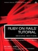 Cover of Ruby on Rails Tutorial