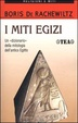 Cover of I miti egizi