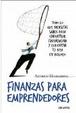Cover of Finanzas para emprendedores