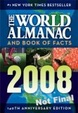 Cover of The World Almanac and Book of Facts 2008