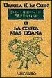 Cover of LA COSTA MAS LEJANA LOS LIBROS DE TERRAMAR T.3|